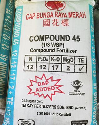 50kg Cap Bunga Raya Merah45 12-12-17-2+T