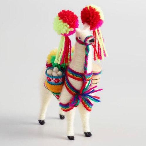 Small Fabric Llama