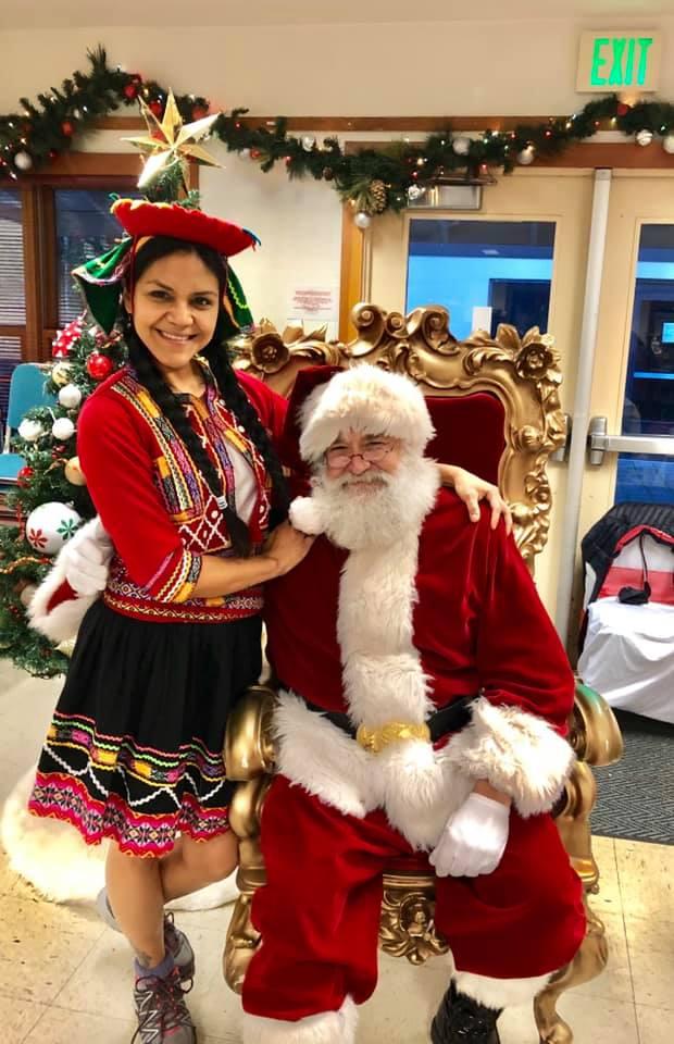 Navidad Peruana en Oregon (1)