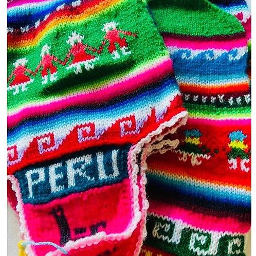 Chullo made in Perú