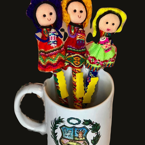 Handcrafted Peruvian Pens