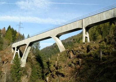 Aqueduc CFF de Châtelard-Village