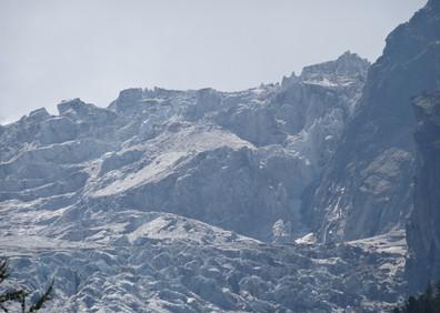 Sérac du glacier du Trient