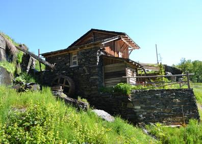 Moulin Fine - Salvan
