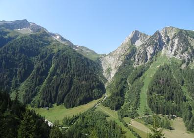 Col de Balme et Nant Noir