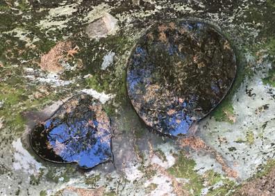 Marmites glaciaires du Savenay - Les Granges