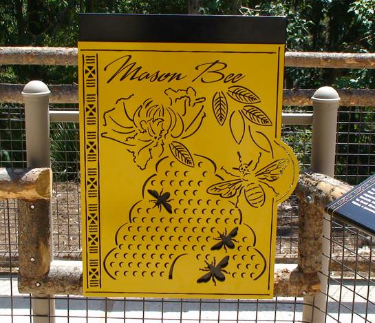 Zoo Plaque