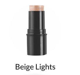 Beige Lights Highlighter Stix