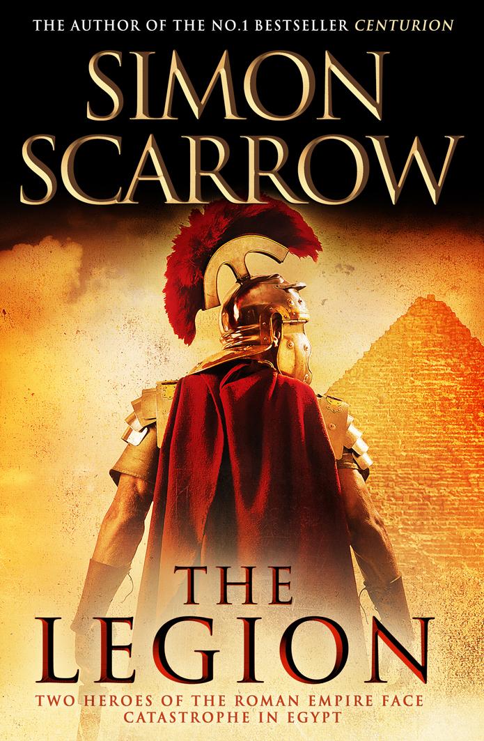 Legion HB Simon Scarrow