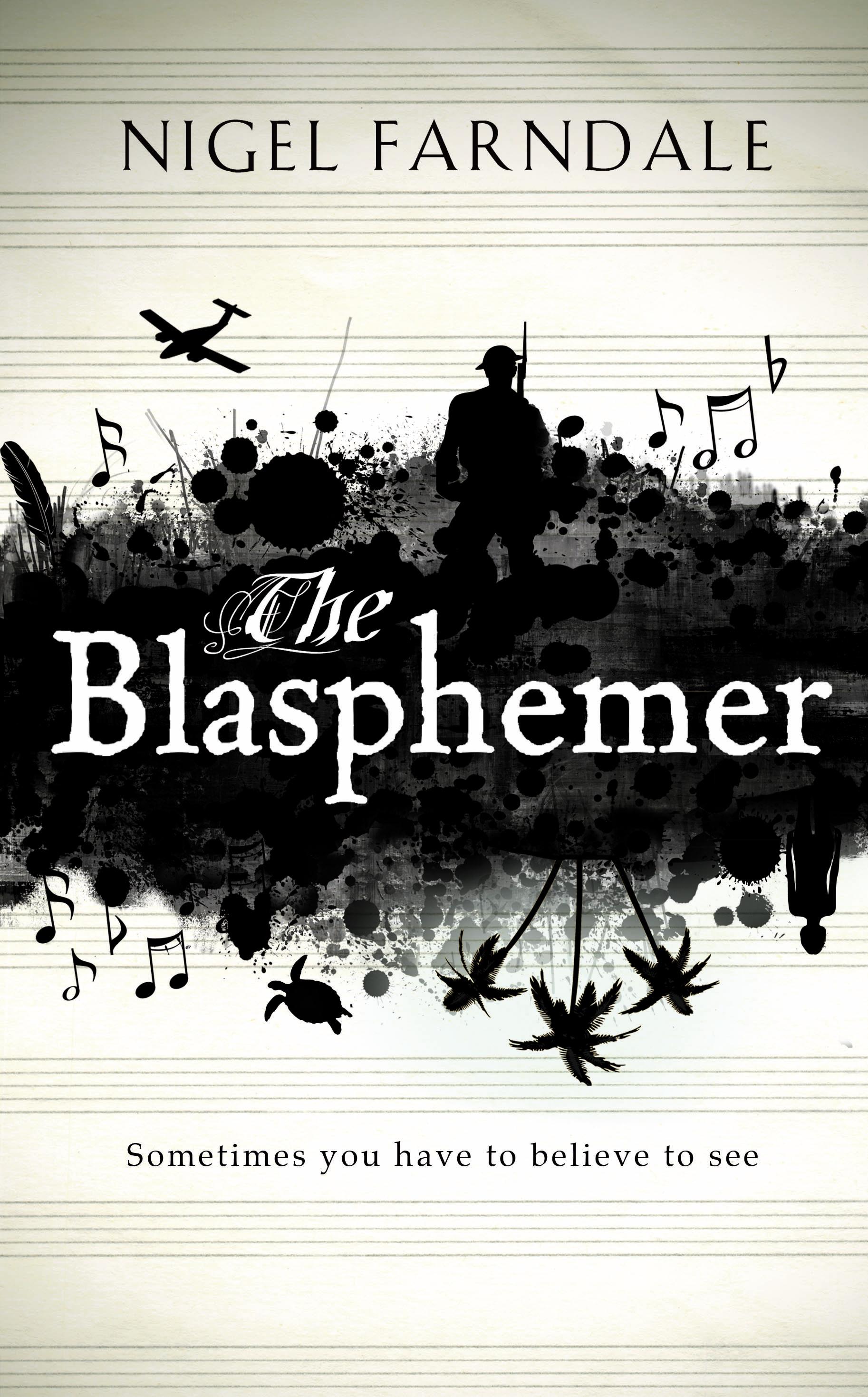 The Blasphemer HB