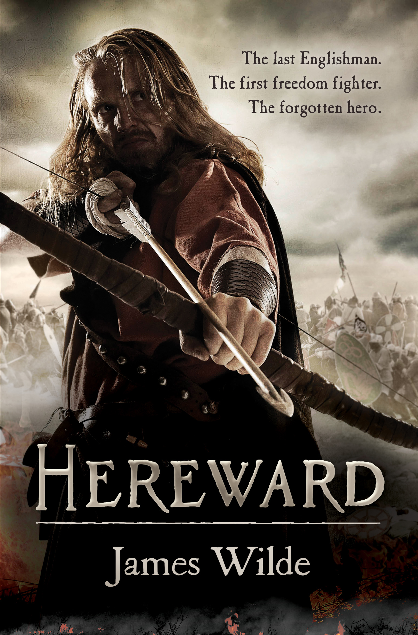 HEREWARD James Wilde