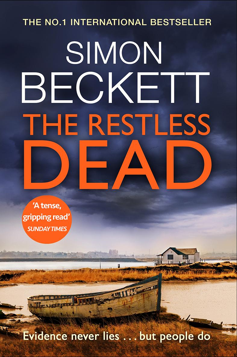 RESTLESS DEAD_PB  simon beckett