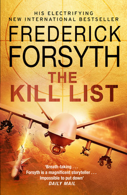 KILL LIST PB by Frederick Forsyth