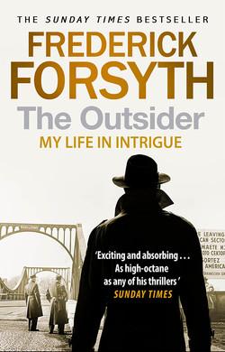 The Outsider PB Freddy Forsyth