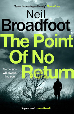 Point of no return Neil Broadfoot