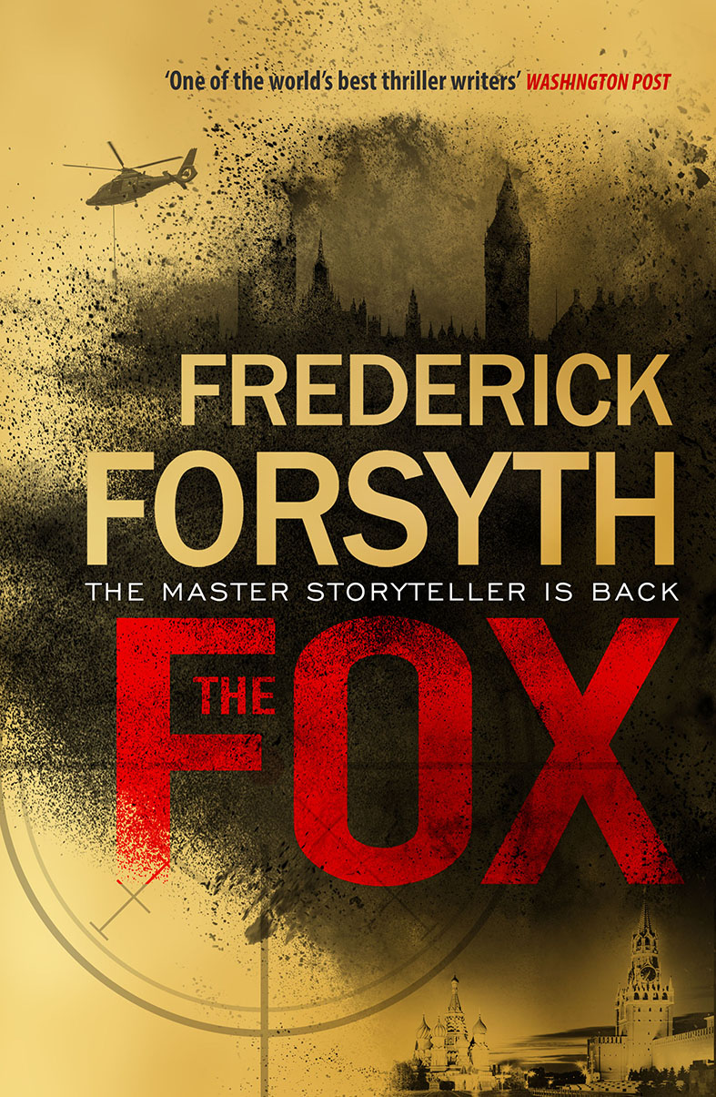 THE FOX PB by Frederick Forsyth