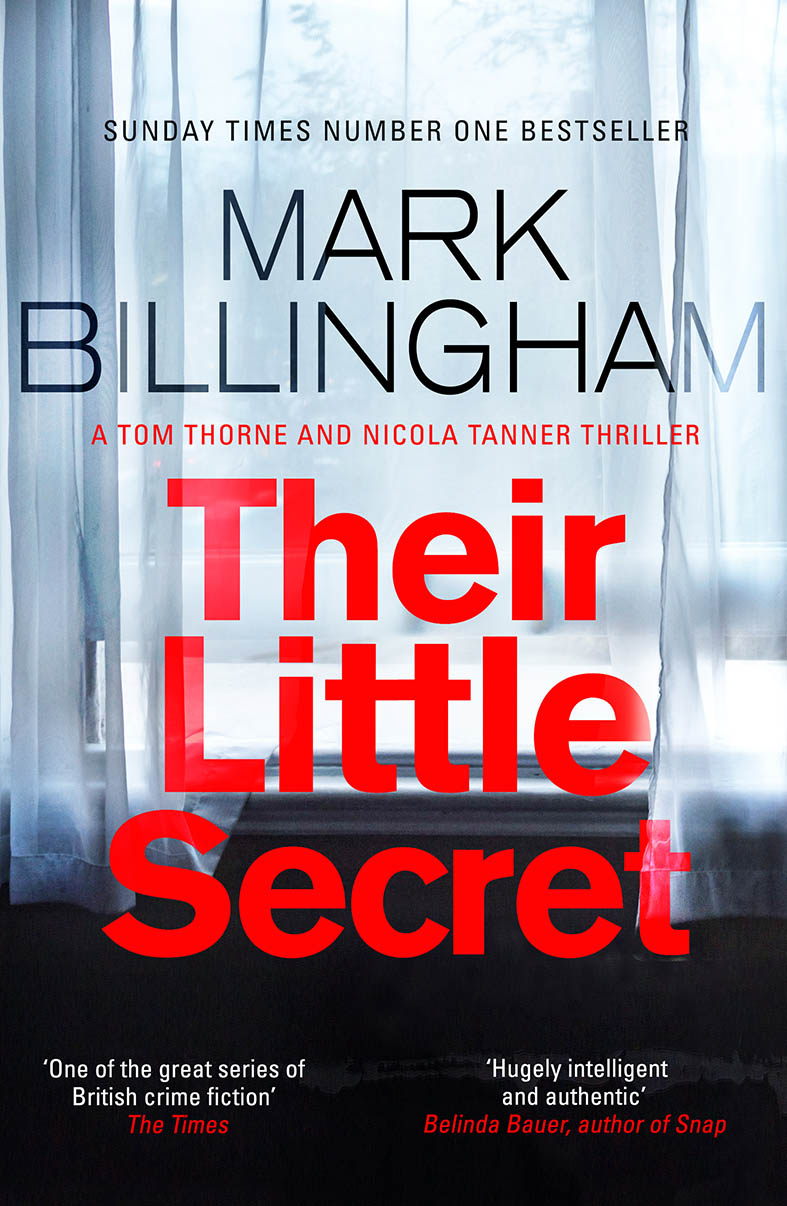Their Little Secret Mark Billingham