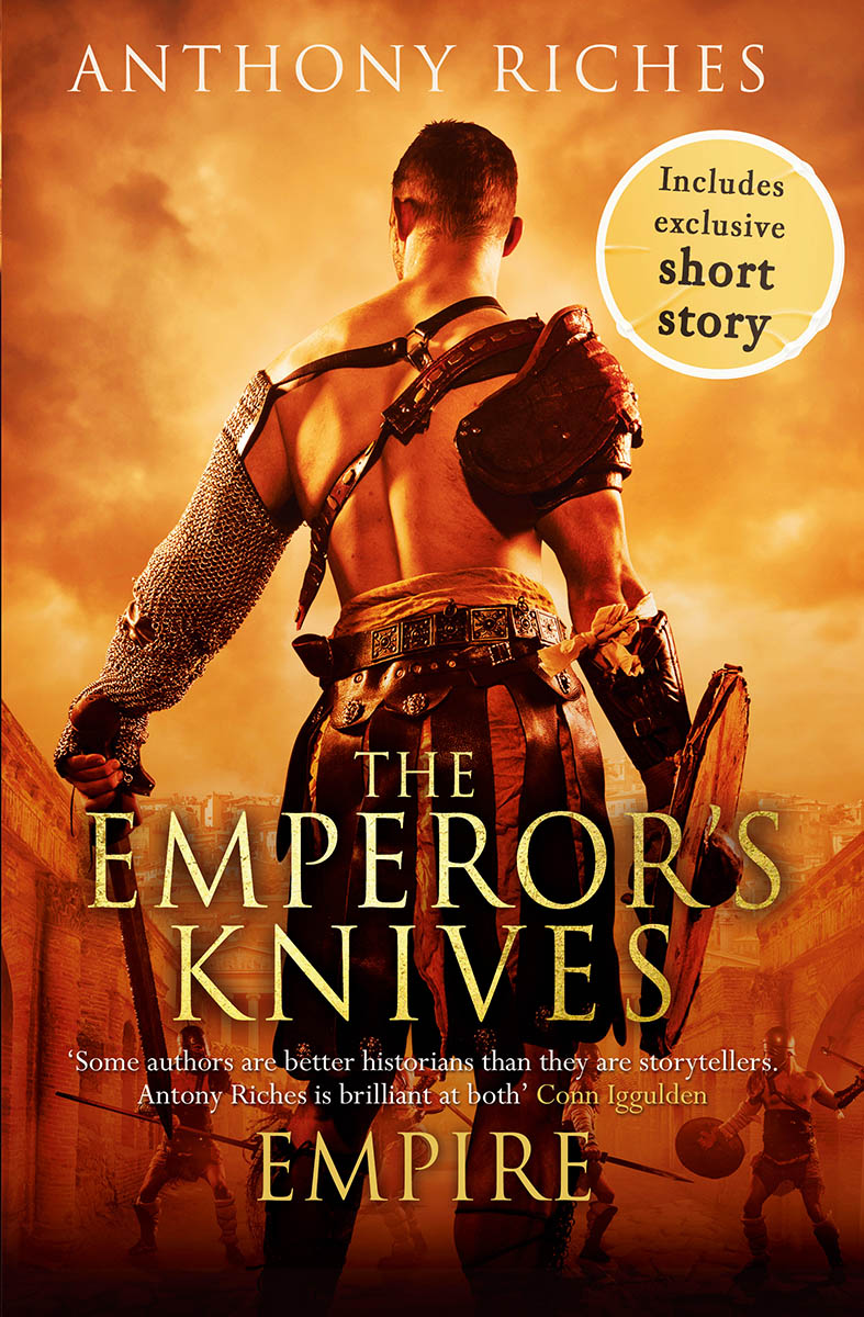 The Emperor's Knives- Empire VII  Anthon