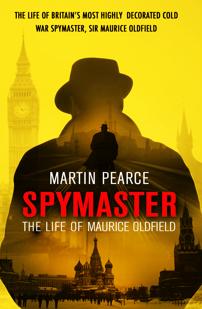 Spymaster by martin pesrce