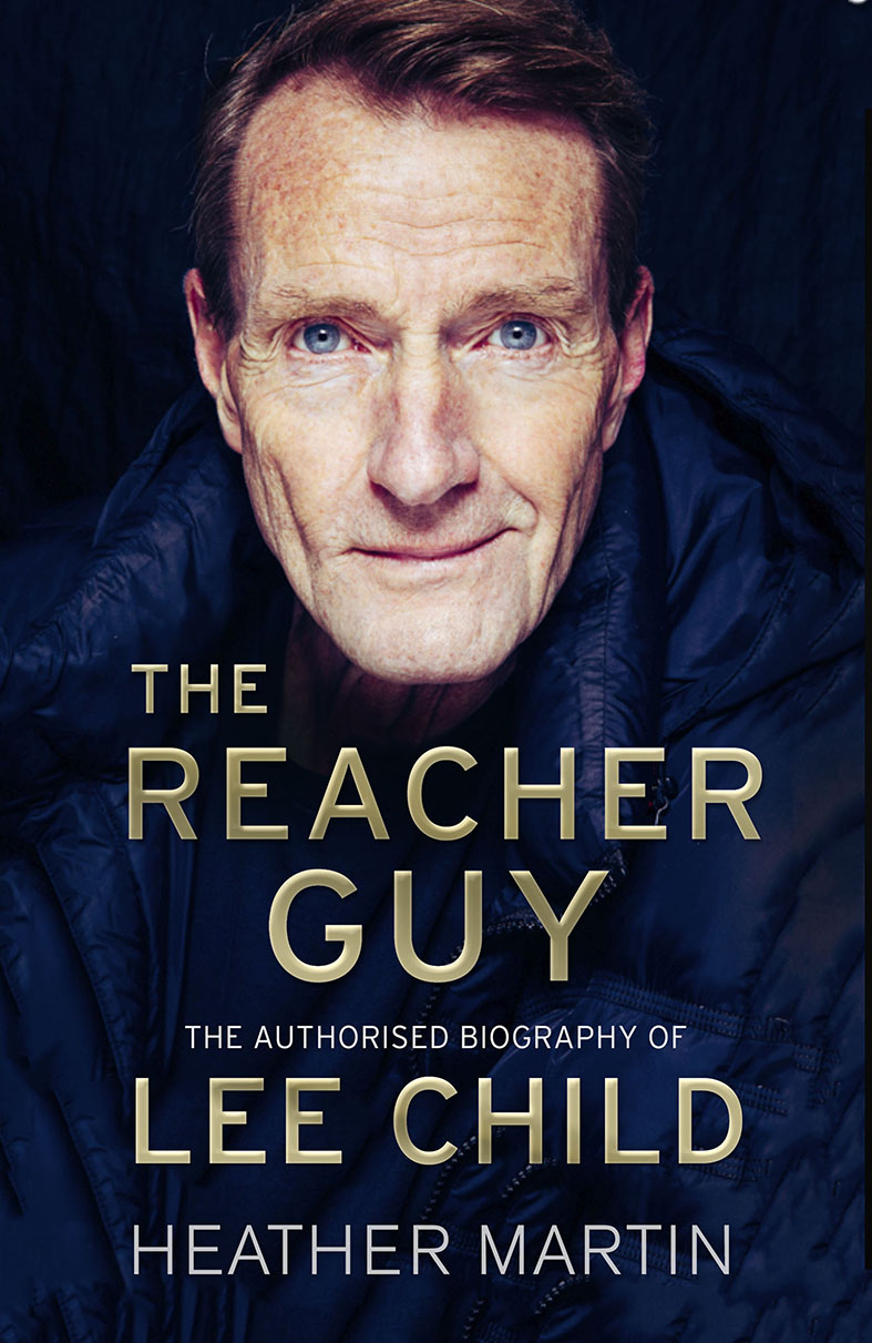 the reacher guy X2