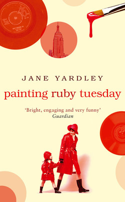 Painting Ruby Tuesday Jane Yardley
