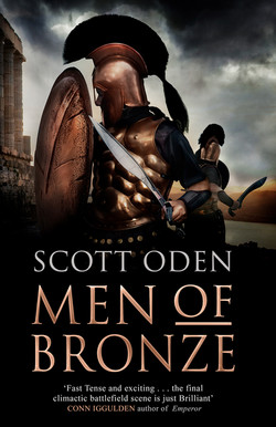 Men of Bronze Scott Oden