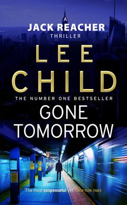 Gone Tomorrow Lee child