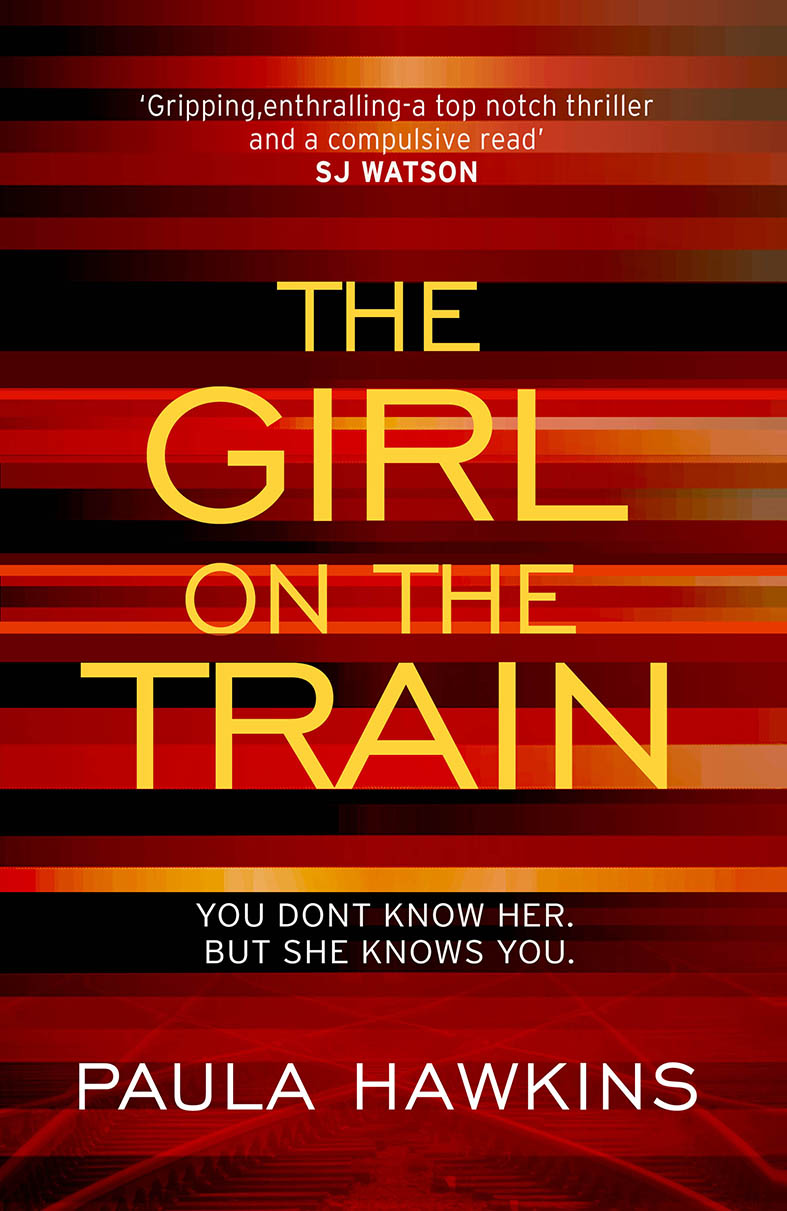 The Girl on a Train by Paula Hawkins