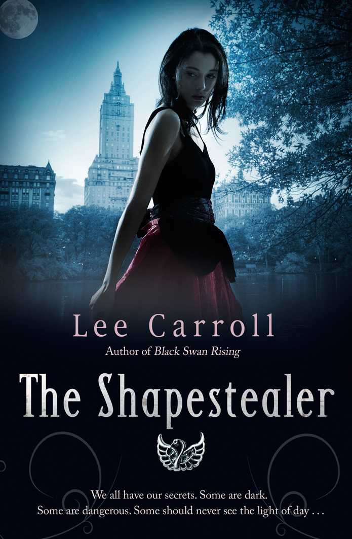 The Shapestealer By Lee Carroll