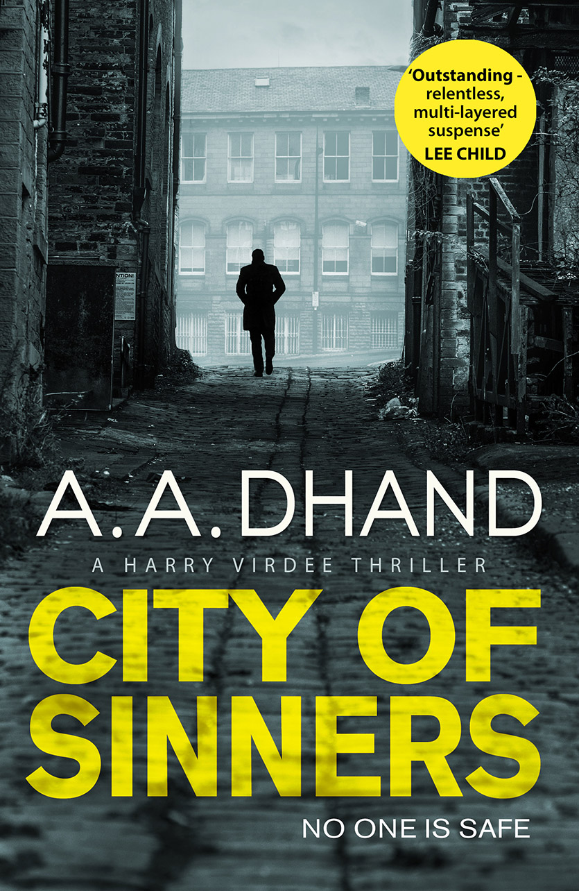 CITY OF SINNERS A. A. Dhand