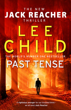 PAST TENSE HB by LEE CHILD