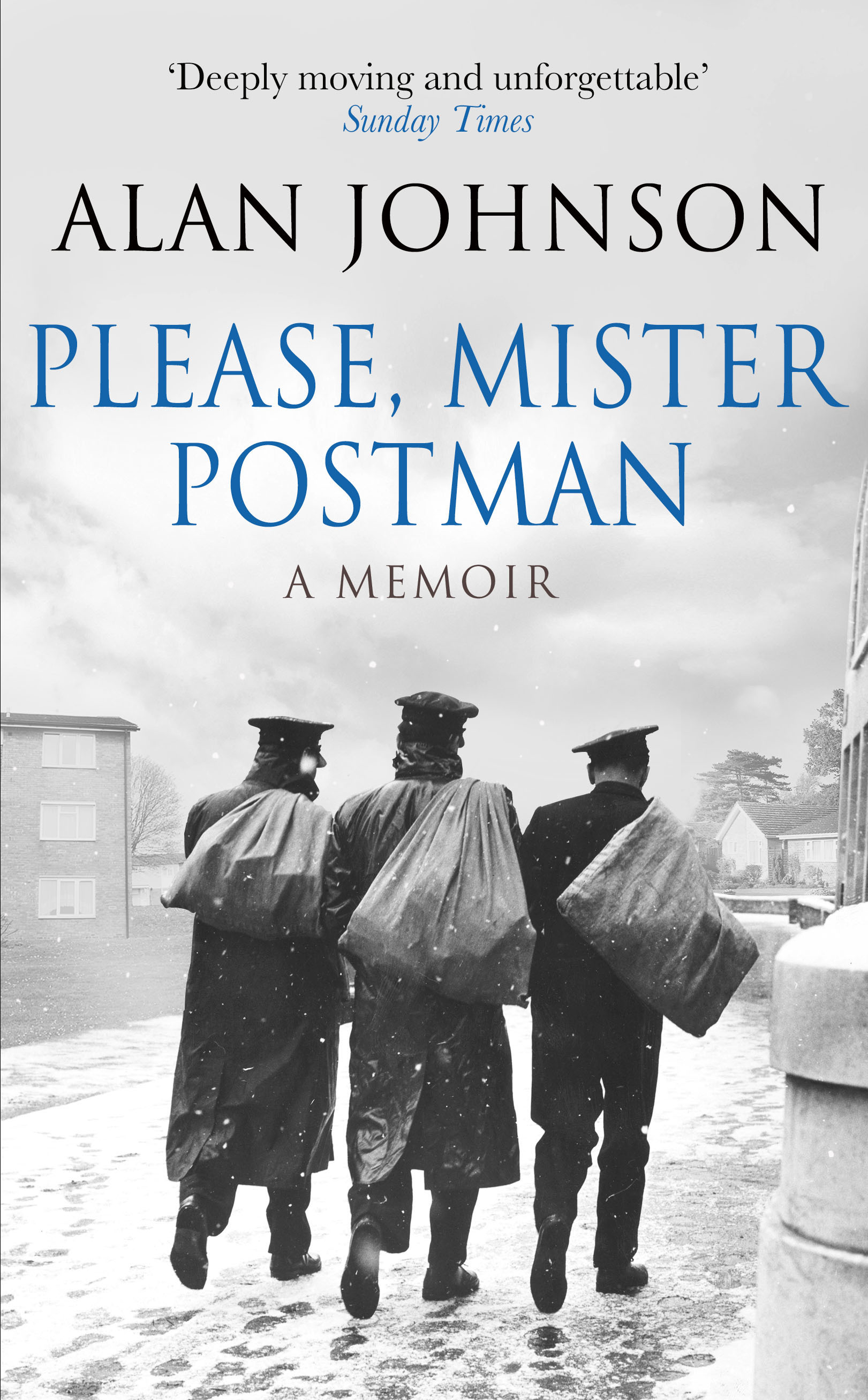 PLEASE MISTER POSTMAN by Alan Joh_HB