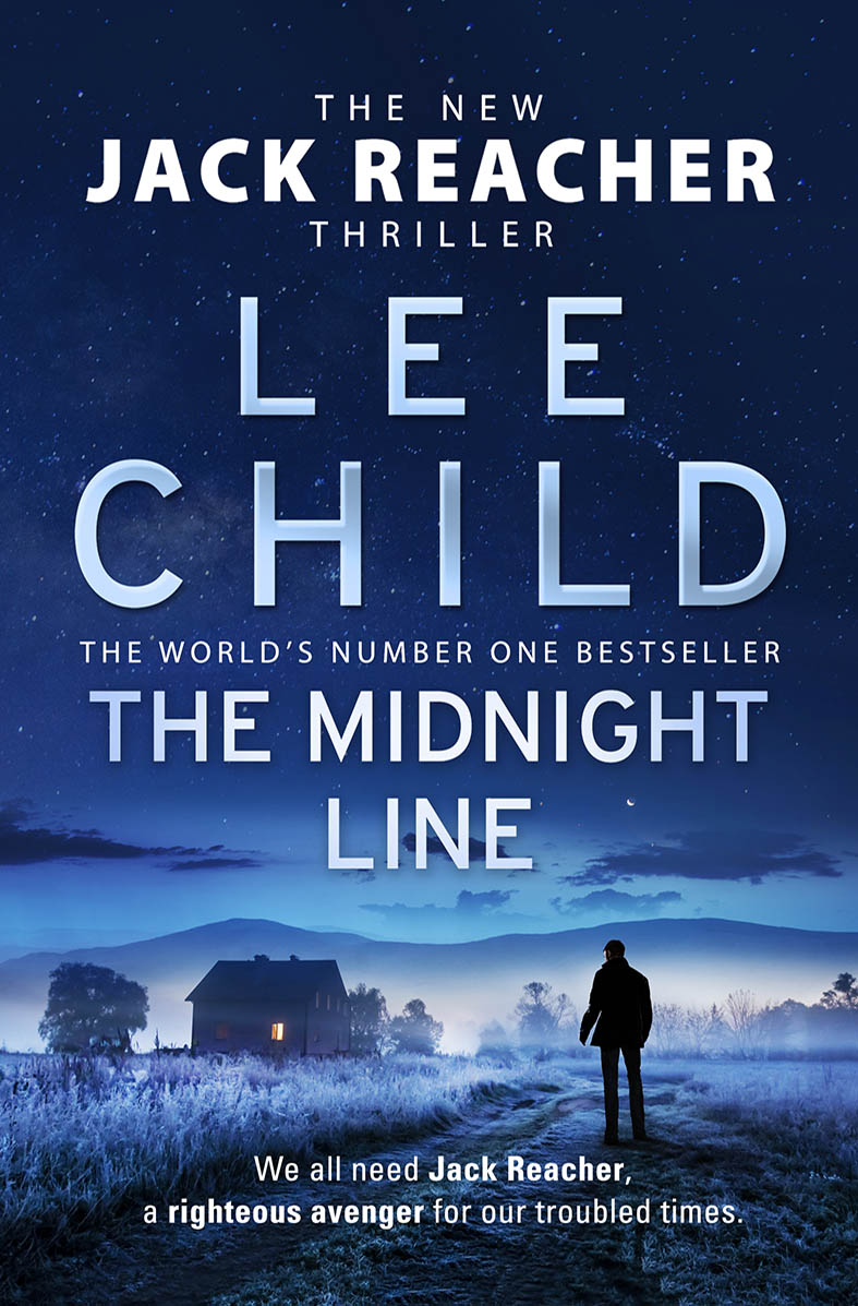 THE MIDNIGHT LINE PB by Lee Child