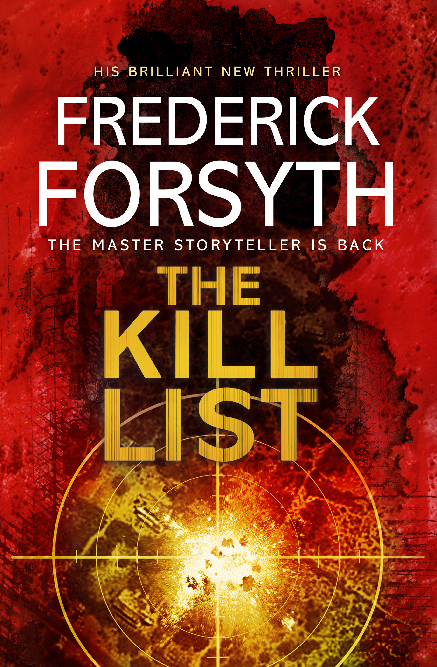 THE KILL LIST (HB) Frederick Forsyth