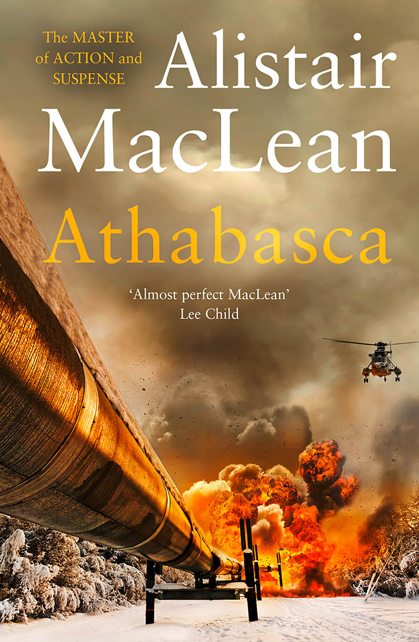 Athabasca  Alistair MacLean