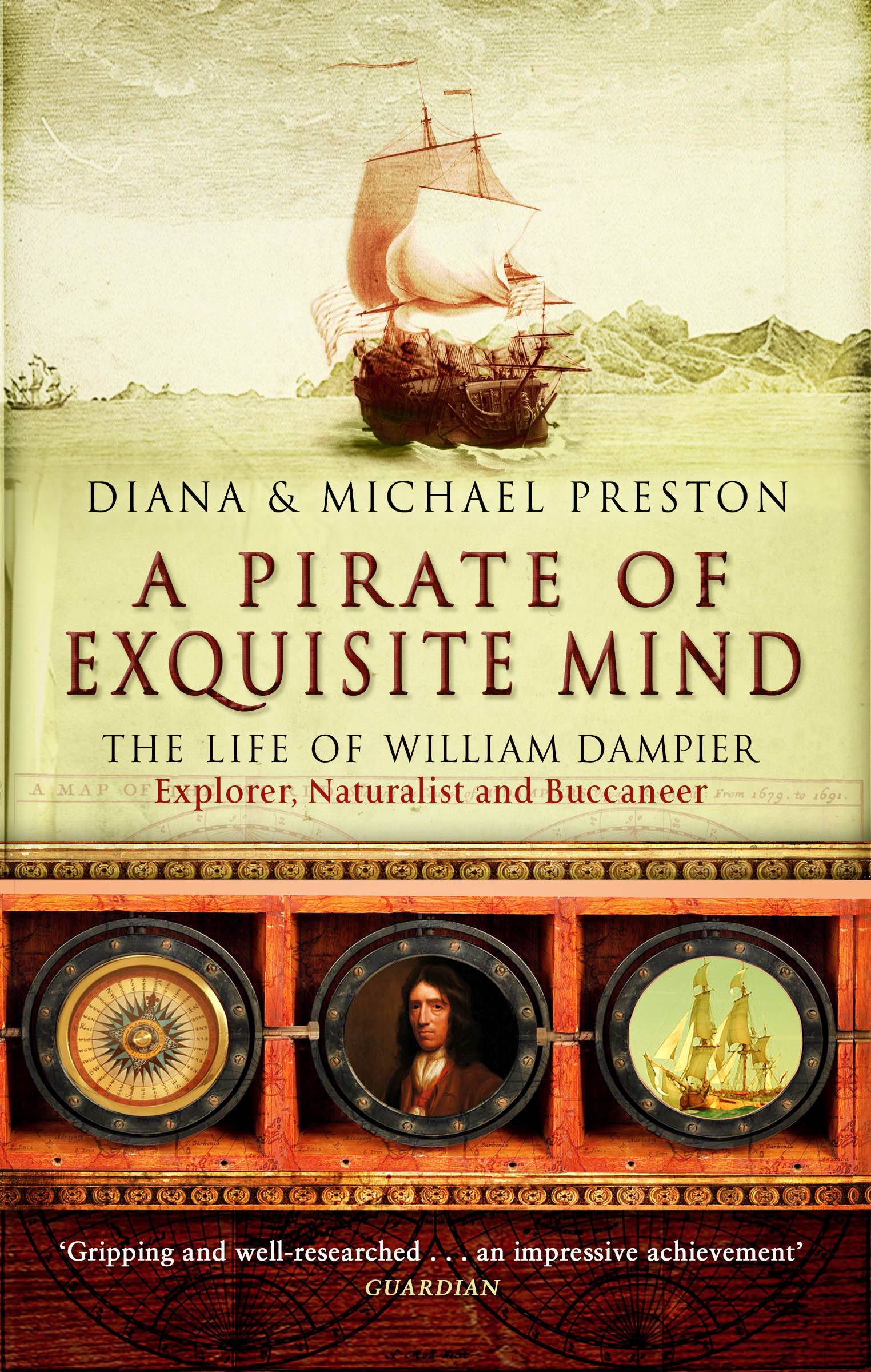 pirate of of exquisite mind