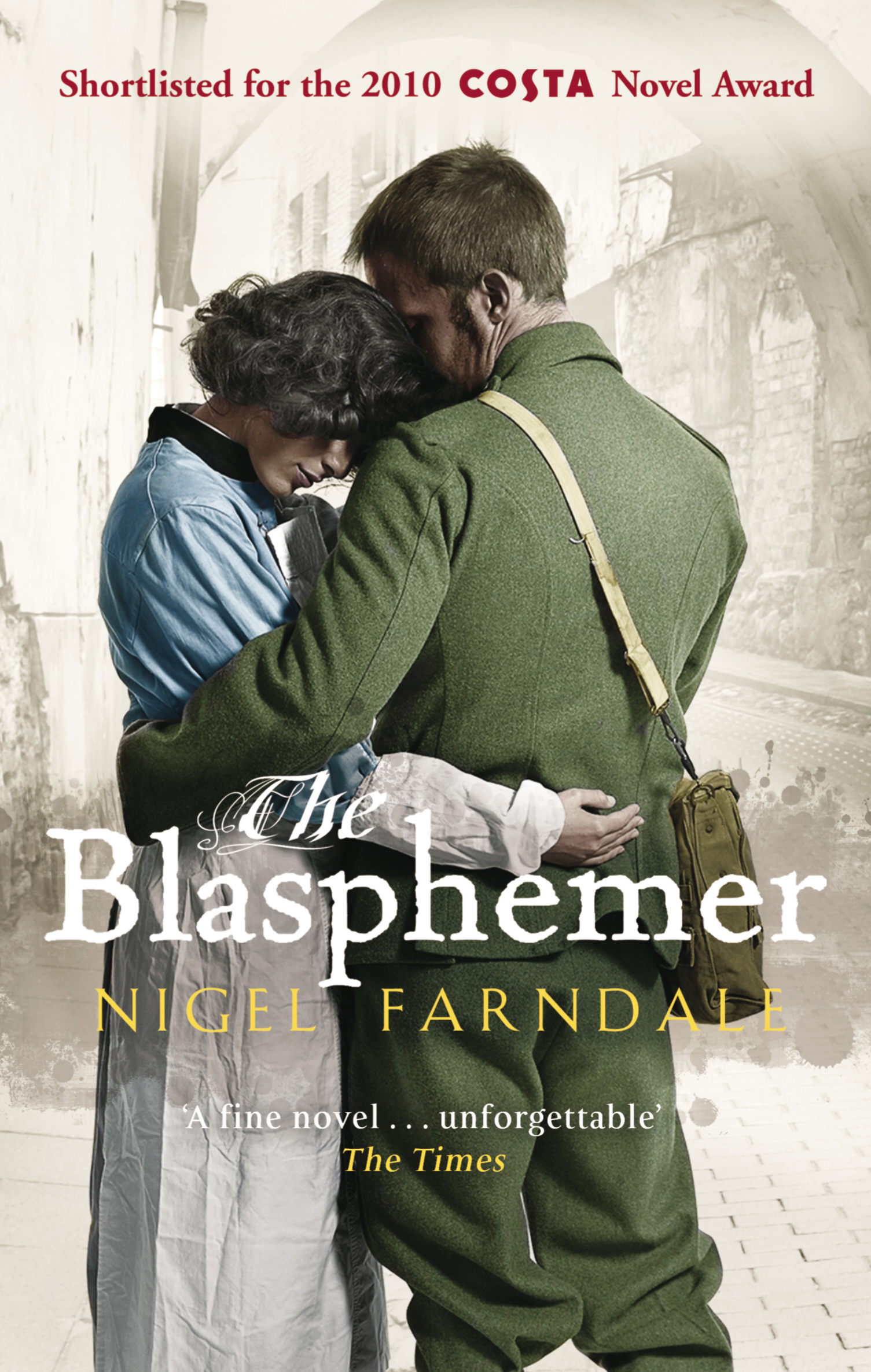 The Blasphemer PB by Nigel Farndale