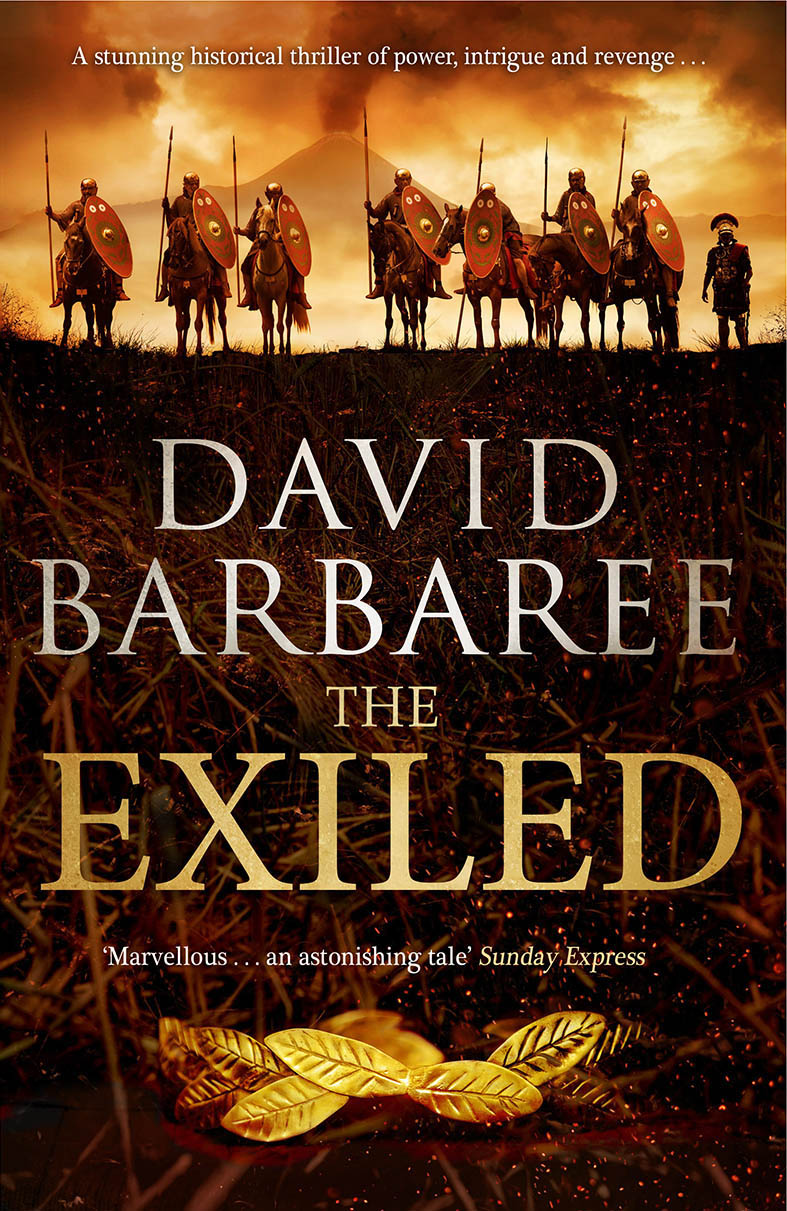 EXILED by David Barbaree