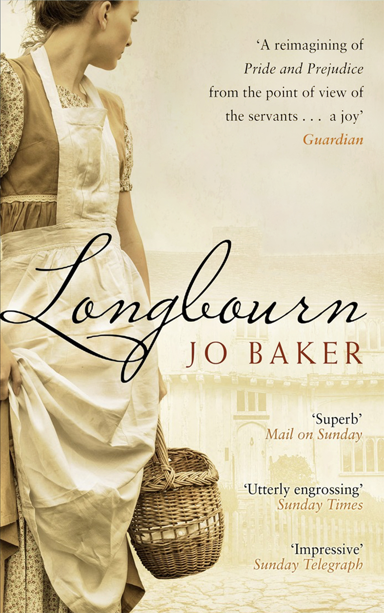 Longbourn Jo Baker (killed cover)
