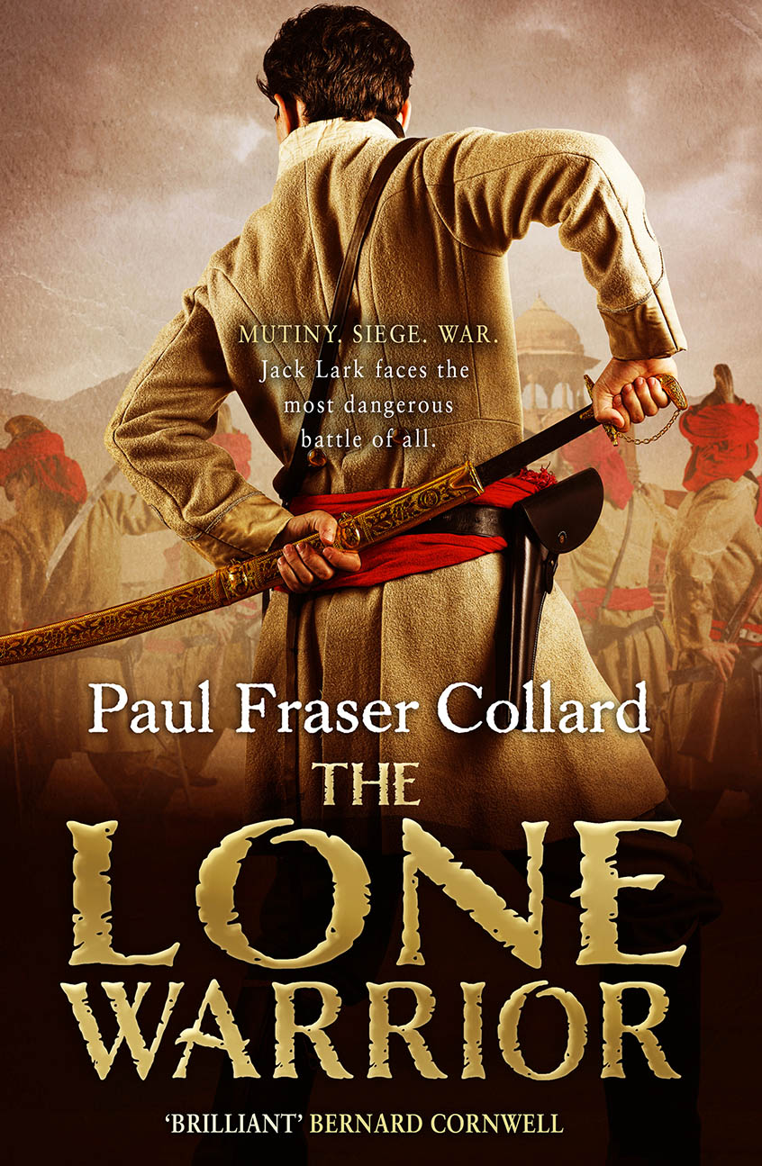 The Lone Warrior Paul Fraser collard