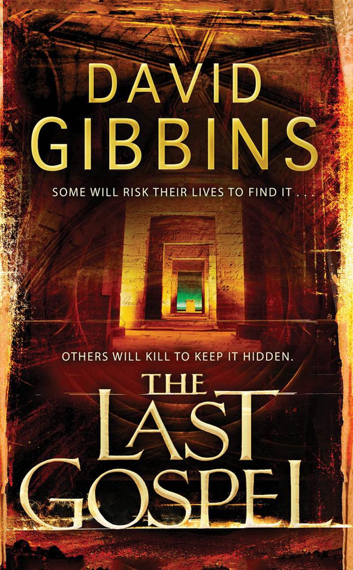 The Last Gospel by David Gibbons
