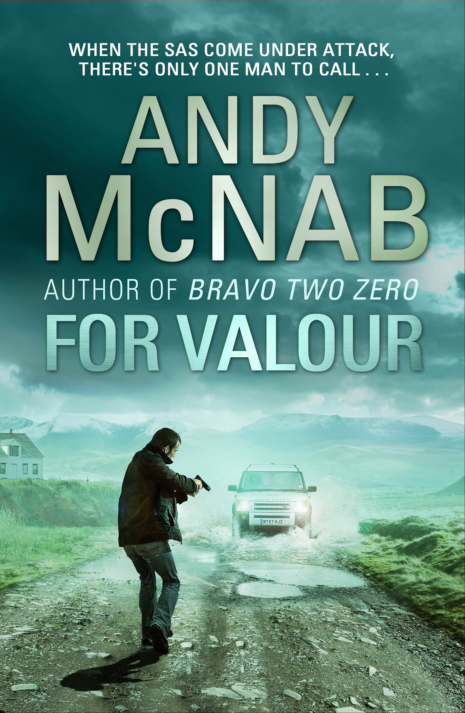 FOR VALOR by ANDY McNAB