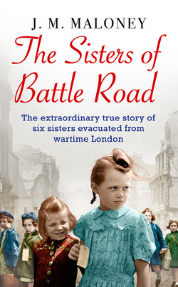 sisters of Battle road J.M Maloney