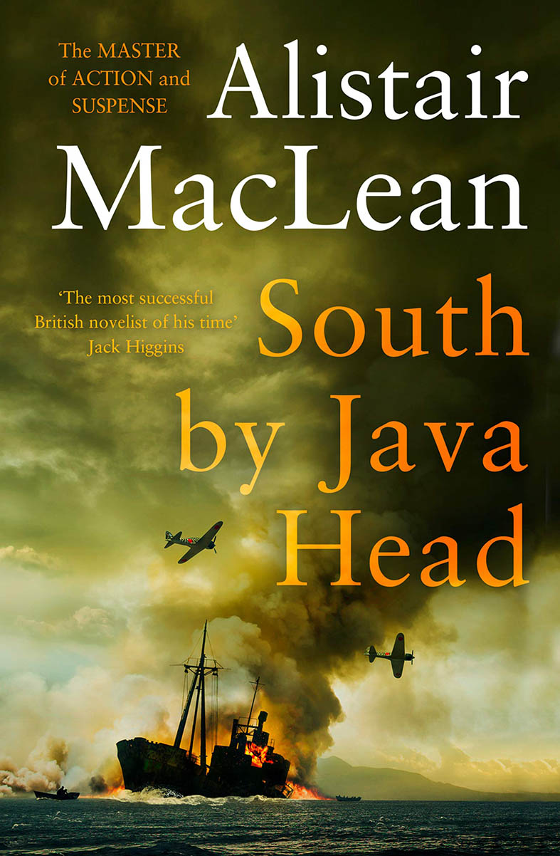 South of Java head  Alistair MacLean