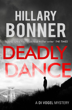 DEADLY DANCE by Hillary Bonner