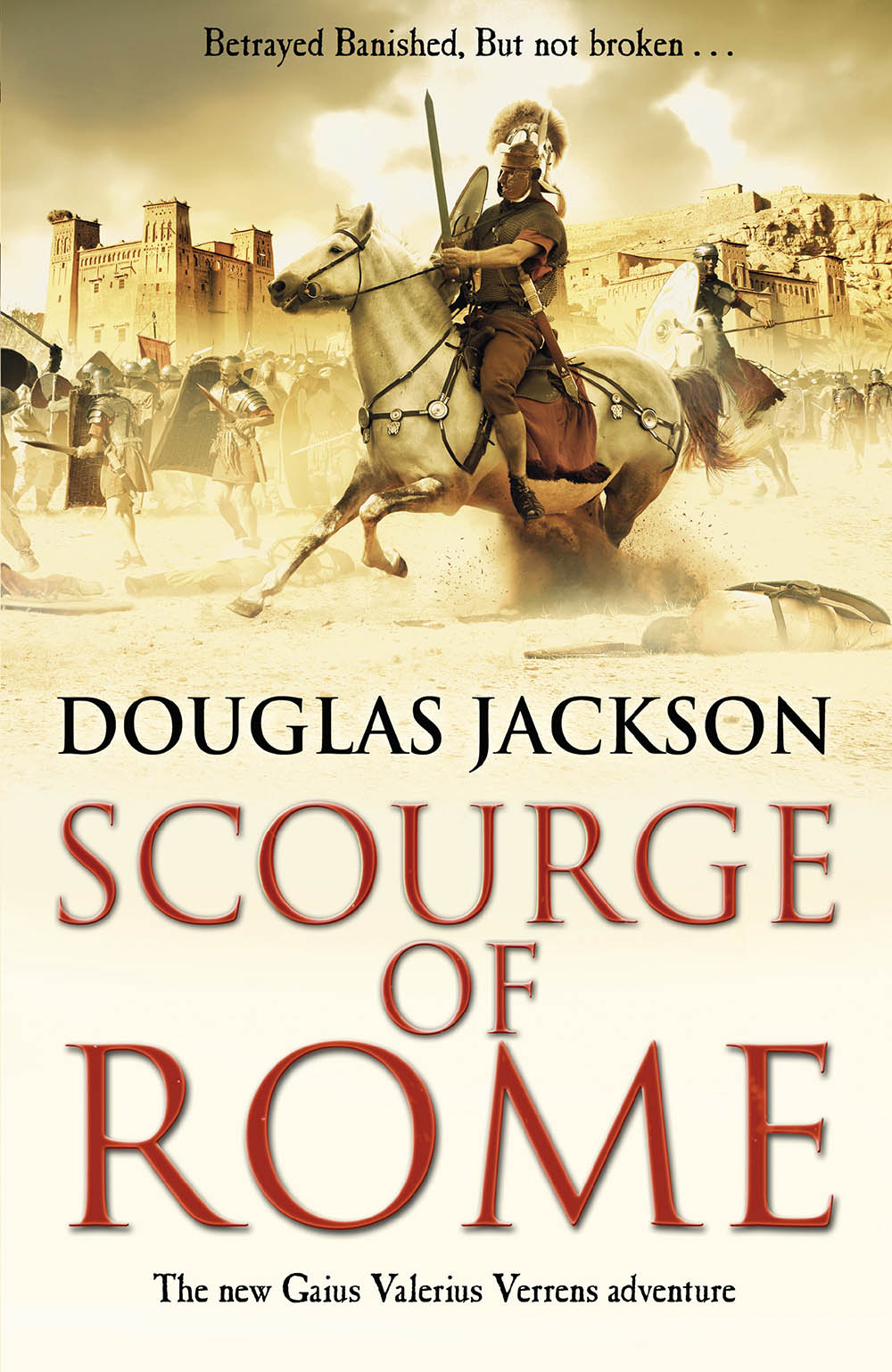 SCOURGE OF ROME HB