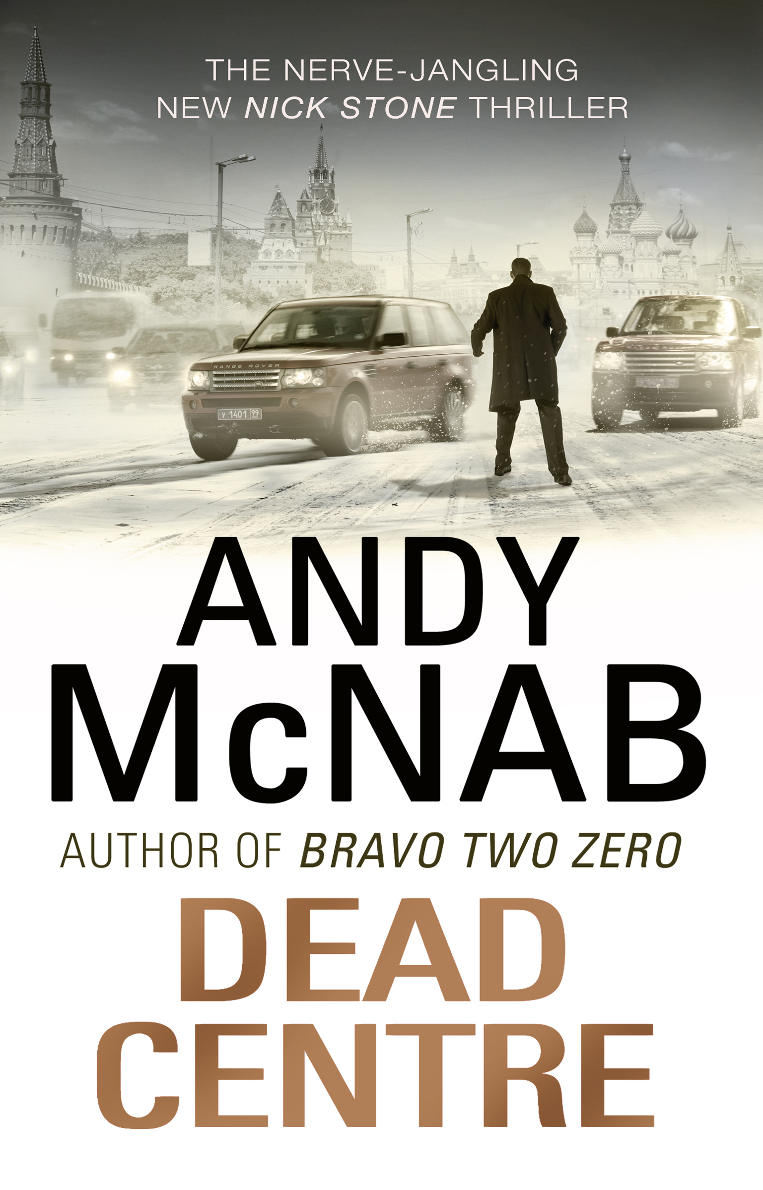 DEAD CENTRE Andy McNAB