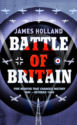 battleof britain James holland