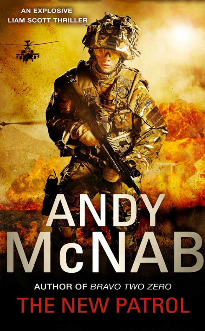 the new patrol Andy McNab