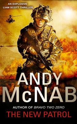 the new patrol Andy McNab